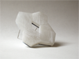 Aline Berdichevsky - Reconstruction 10, brooch